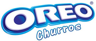 OREO Churros Logo