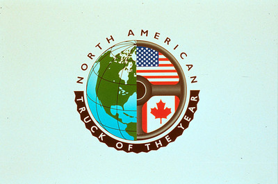 2010 North American Car and Truck of the Year logos. (PRNewsFoto/North American Car/Truck of the Year Organizing Committee)
