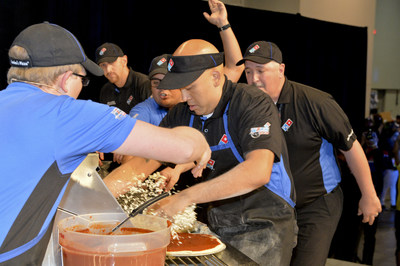 Dennis Tran crowned 2016 World's Fastest Pizza Maker