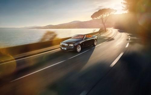 Rolls-Royce Dawn (PRNewsFoto/Rolls-Royce Motor Cars) (PRNewsFoto/Rolls-Royce Motor Cars)