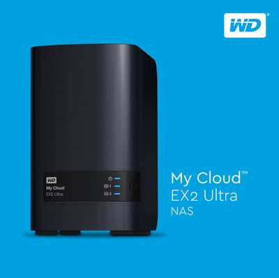 New Western Digital Prosumer NAS Storage Gives Creative Pros The Power To Multi-Task And Easily Share Files