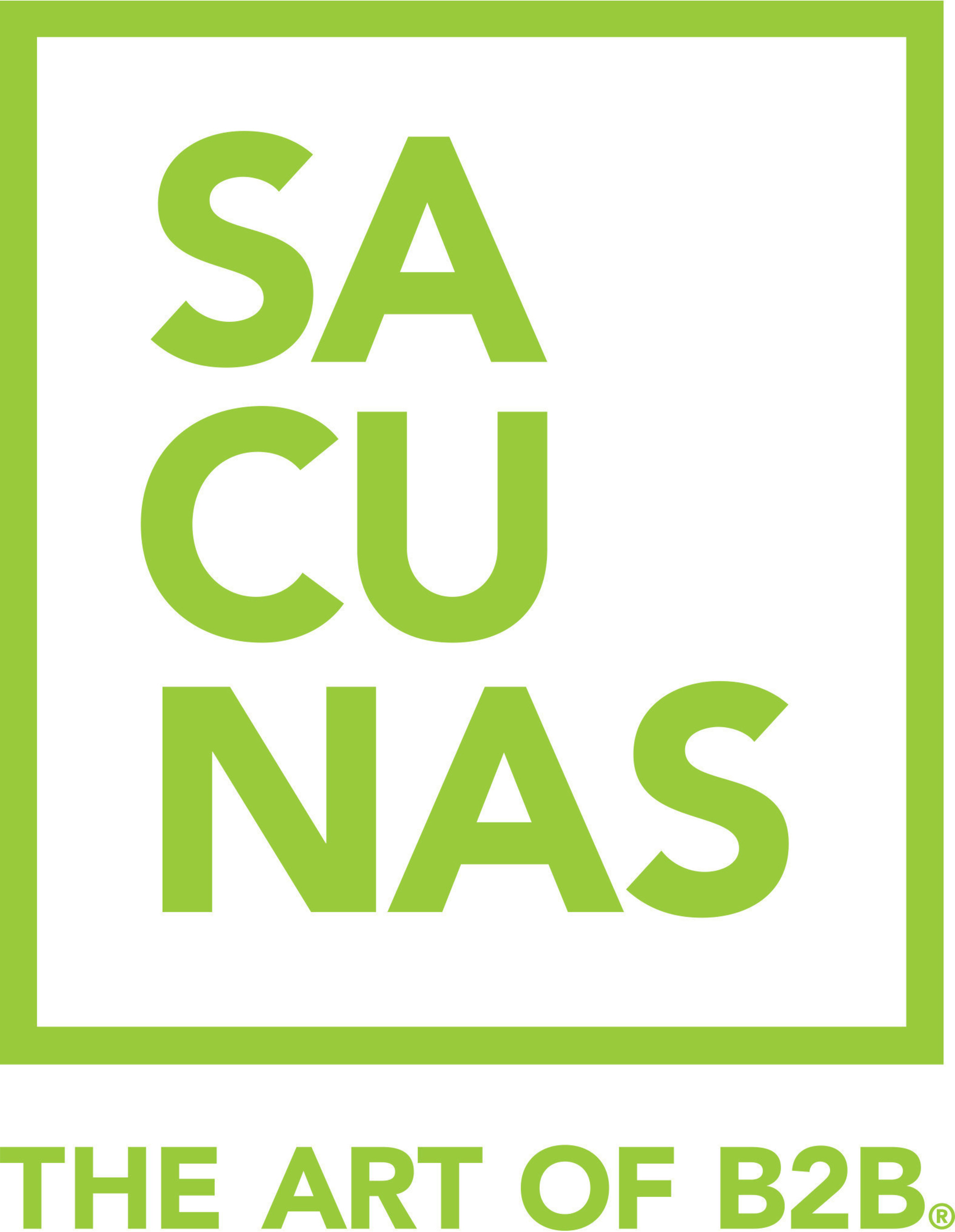 Sacunas helps the best B2B brands tell compelling stories and create exceptional experiences that motivate markets, customer teams and individual buyers.