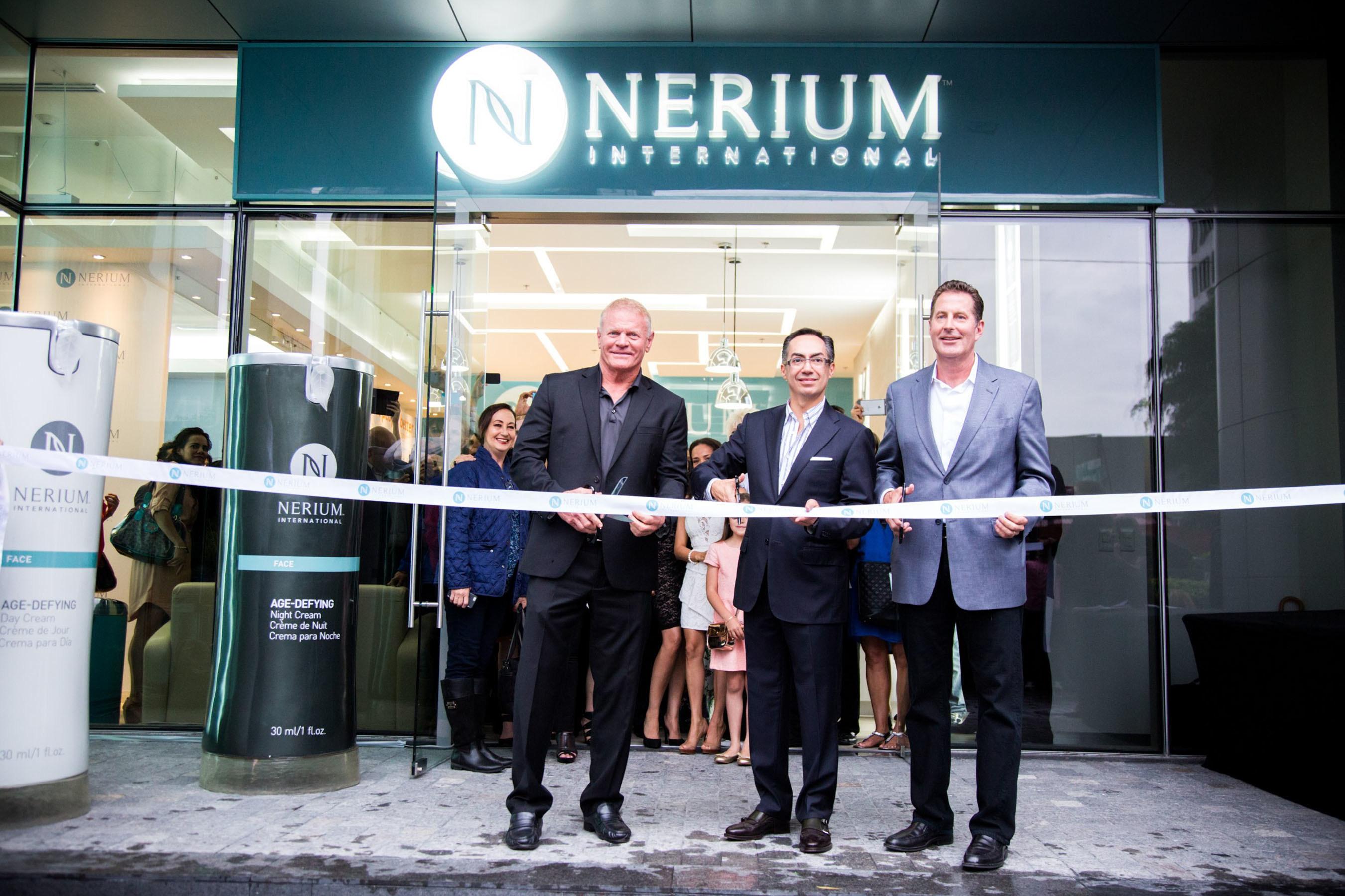 Nerium International celebra la inauguración del Brand Center en la Ciudad de México