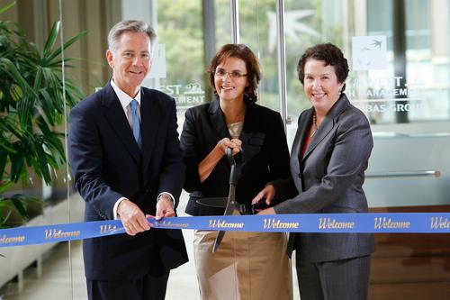 John Bahnken, Head of Wealth Management, Bank of the West, Sofia Merlo, Co-Head of Wealth Management, BNP ...