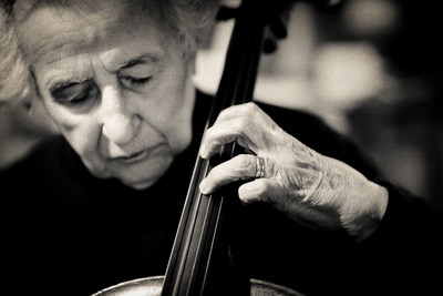 Anita Lasker-Wallfisch, whose talent at playing the cello helped spare her life at the Auschwitz death camp has picked up her instrument for the first time in more than a decade to score a new documentary that debuted at the official 70th anniversary commemoration at the Auschwitz-Birkenau State Museum on Jan. 27.