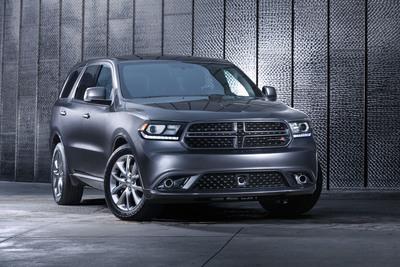 Meet the new 2014 Dodge Durango.  (PRNewsFoto/Chrysler Group LLC)