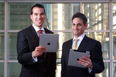 Estudio jurídico utiliza el iPad® para mejorar la atención a sus clientes