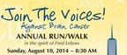 Join The Voices! New York 2014 (PRNewsFoto/Voices Against Brain Cancer)