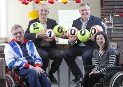 Brewer's Sporting Initiative raises £16,000 for Capability Scotland