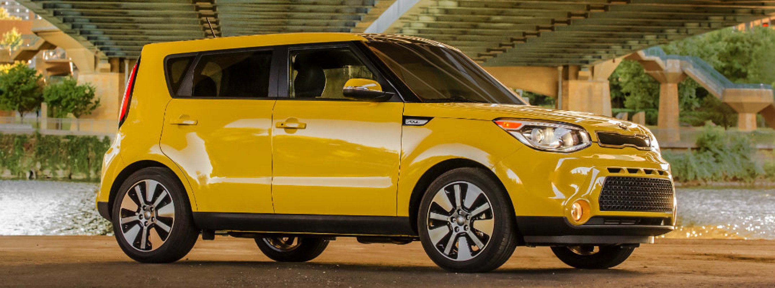 Drivers can now purchase a 2016 Kia Soul at Fred Anderson Kia