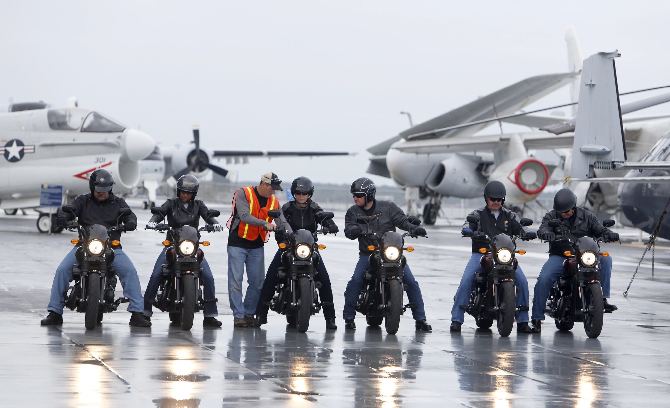 Harley-Davidson announced the extension of free Riding Academy motorcycle training to all current and former U.S. military. The program is now available to active-duty, retired, reservists and veterans Jan. 1-Dec. 31, 2016.