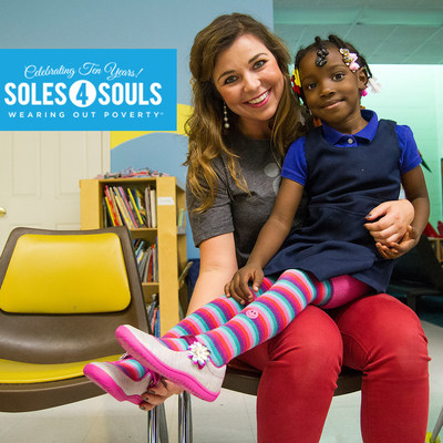 Stride Rite Expands Partnership with Soles4Souls During Back-to-School Season