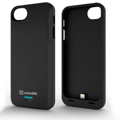 LENMAR Meridian iPhone 5 Battery Case - Apple Certified.  (PRNewsFoto/Lenmar Enterprises Inc.)