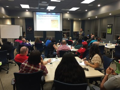 Wounded Warrior Project recently hosted a financial strategy seminar where participants learned about smart spending and good investment practices.