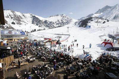 Almaty a True Winter City (PRNewsFoto/Almaty 2022 Candidate city)
