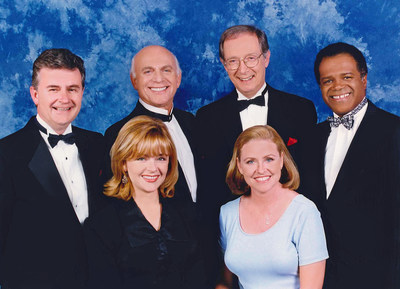 The original Love Boat cast will serve as godparents for Regal Princess. (PRNewsFoto/Princess Cruises)