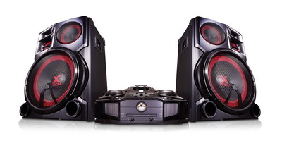 LG also announced plans to introduce the company's newest X-Boom audio systems, which come complete with a range of exciting new features for any party of gathering. The CM9960 is among the latest X-Boom audio systems LG will be unveiling  at CES 2016.