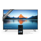 "VIZIO Expands Next Generation Smart Entertainment Ecosystem with introduction of All-New VIZIO SmartCast M-Series Ultra HD HDR Home Theater Display. Collection Offers Ultra HD Featuring High Dynamic Range with Dolby Vision Support and Includes a 6"" Tablet Remote for Best-In-Class Entertainment Experience."