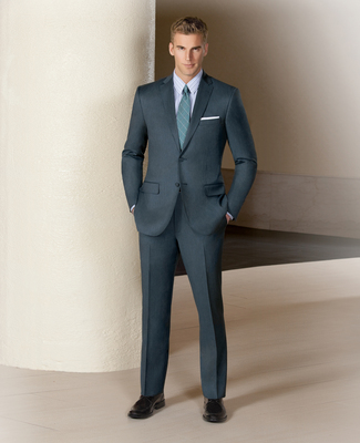 """Jos. A. Bank """"Uniform of Success"""" July 1-7 sales event to give free, new suits to returning U.S. military veterans through the Gary Sinise Foundation."""
