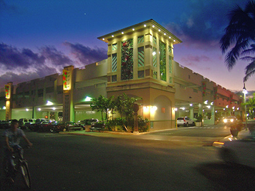 Hawaii's 'Most Beautiful Garage' Undergoes LED Lighting Retrofit