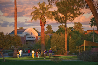 Grand Canyon University offers generous scholarships to transfer students. (PRNewsFoto/Grand Canyon University)