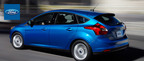 The 2014 Ford Focus is a safe, versatile vehicle at Dahl Ford. (PRNewsFoto/Dahl Ford)
