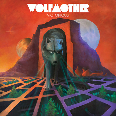 GRAMMY AWARD-WINNING ROCK BAND WOLFMOTHER ANNOUNCE FEBRUARY 19th RELEASE FOR NEW ALBUM VICTORIOUS; ALBUM PRODUCED BY MULTI-GRAMMY WINNER BRENDAN O'BRIEN (PEARL JAM, AC/DC, CHRIS CORNELL, BRUCE SPRINGSTEEN); HEADLINING TOUR OF NORTH AMERICA KICKS OFF FEBRUARY 24 AT FIRST AVENUE IN MINNEAPOLIS