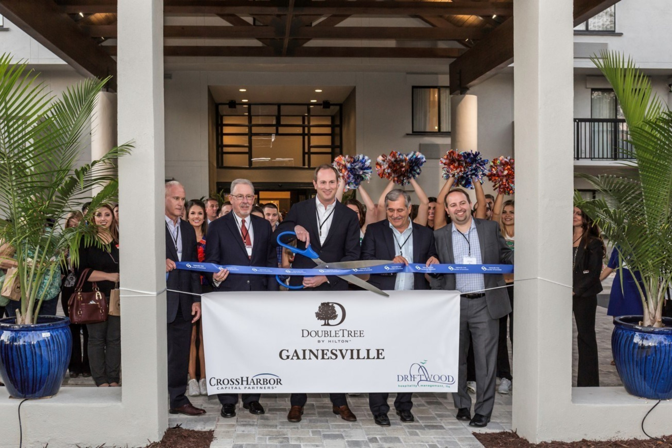 DoubleTree By Hilton Gainesville Ribbon Cutting