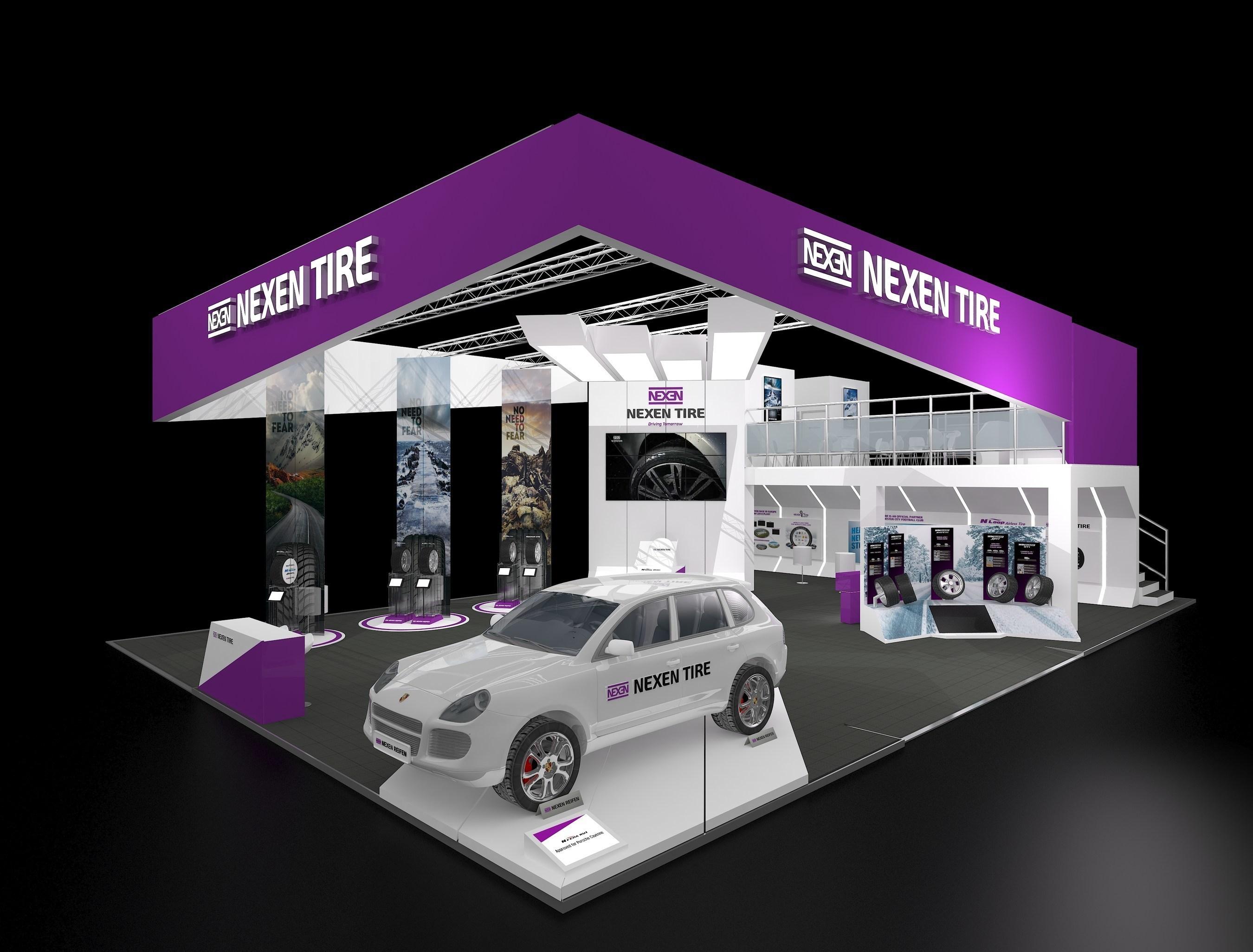 Nexen Tire Announces Participation in REIFEN 2016 in Germany