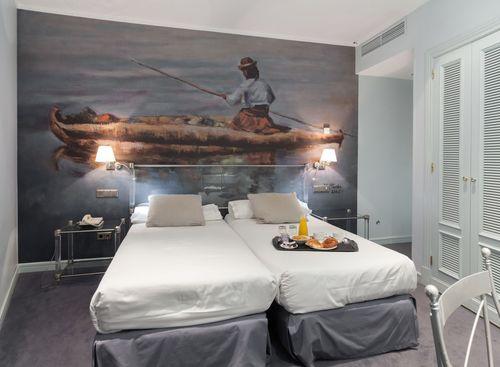 Room 10 Mercure Madrid Santo Domingo (PRNewsFoto/Mercure Madrid)