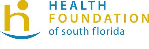 Health Foundation of South Florida logo. (PRNewsFoto/Health Foundation of South Florida) (PRNewsFoto/Health Foundation of South Flori)