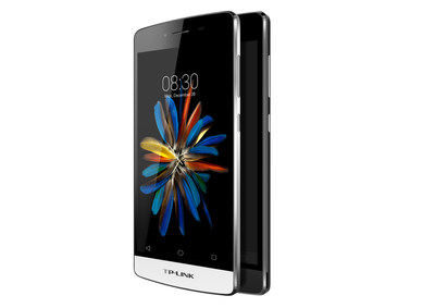 Neffos C5, a pioneering smartphone developed by TP-LINK, makes its debut on www.neffos.com (PRNewsFoto/TP LINK)
