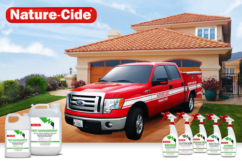 Pacific Shore Holdings, Inc. Ramps-up New Nature-Cide Division