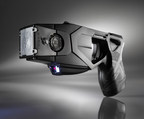 The TASER(R) X26P(TM) Smart Weapon. The use of TASER Conducted Electrical Weapons (CEWs) and Smart Weapons have saved more than 138,750 lives from potential death or serious injury.  Photo courtesy of TASER International, Scottsdale, AZ.