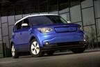 Kia Motors America ramps up DC fast charging network in preparation for arrival of 2015 Soul EV (PRNewsFoto/Kia Motors America)