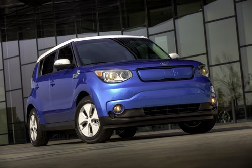 Kia Motors America ramps up DC fast charging network in preparation for arrival of 2015 Soul EV (PRNewsFoto/Kia  ...