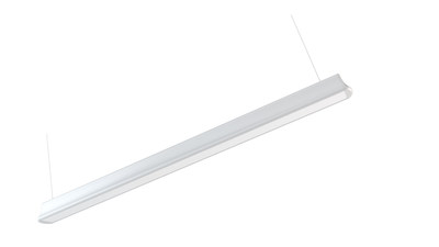 Amerlux introduces Curvano Linear LED luminaires for architectural spaces.
