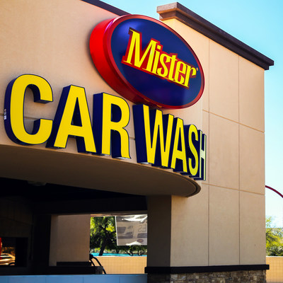 With its February 2016 acquisition of four additional stores in Florida, Mister Car Wash now operates 164 car washes and 34 express lubes in 19 states.
