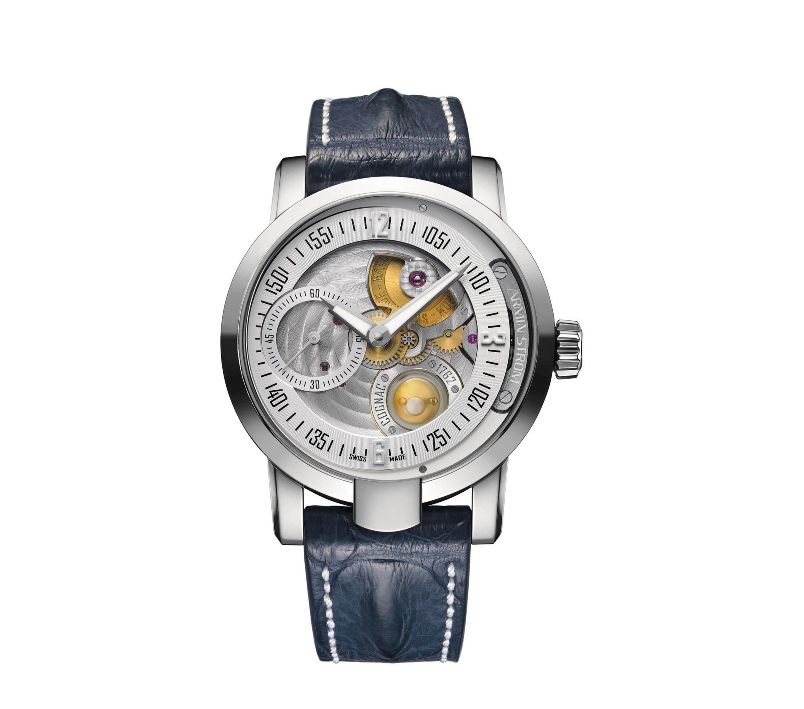 Armin Strom Cognac Watch (PRNewsFoto/Wealth Solutions)