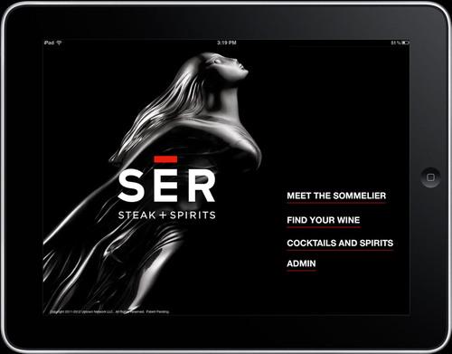 SER Steak + Spirits.  (PRNewsFoto/Uptown Network)
