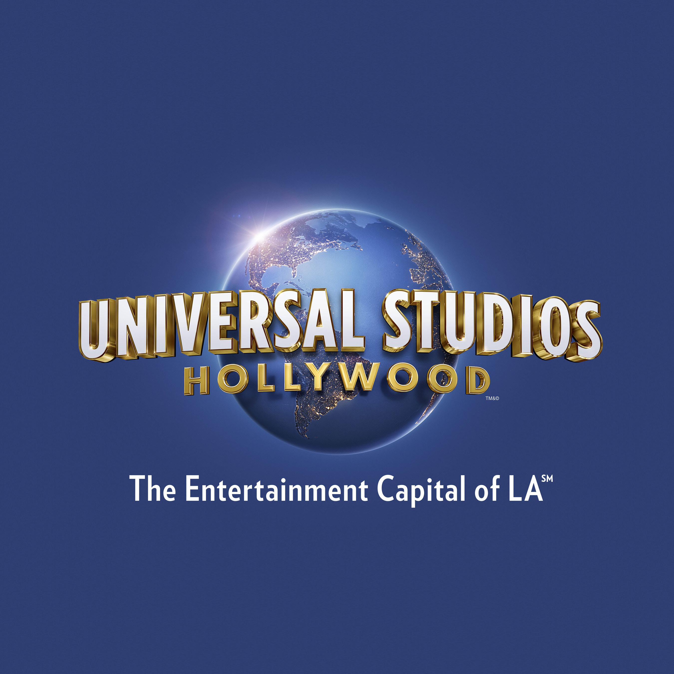 Universal Studios Hollywood Debuts Streamlined New Logo as The Entertainment Capital of L.A. Rolls Out the Red Carpet In Celebration of its Newly Transformed World-Class