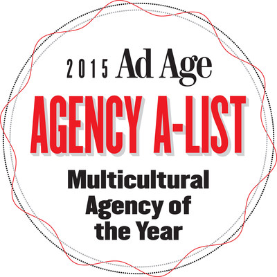 Advertising Age's 2015 Multicultural Agency of the Year