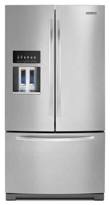KitchenAid Platinum Interior Refrigerator.  (PRNewsFoto/KitchenAid)
