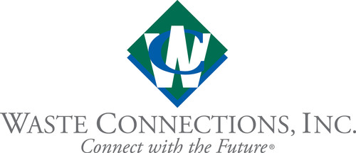 Waste Connections logo. (PRNewsFoto/Waste Connections, Inc.) (PRNewsFoto/WASTE CONNECTIONS_ INC_) ...