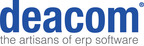 Deacom, Inc. is the producer of DEACOM, a complete Enterprise Resource Planning (ERP) system for process manufacturers with difficult-to-handle requirements. The DEACOM System seamlessly links all departments within a manufacturing company, providing a comprehensive view of the entire operation. By making complex issues simple, Deacom helps streamline manufacturing business processes to maximize productivity and profitability.  (PRNewsFoto/Deacom, Inc.)