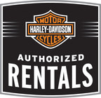 Harley-Davidson Authorized Rentals, the world's largest motorcycle rentals provider. (PRNewsFoto/Harley-Davidson Authorized Re...)