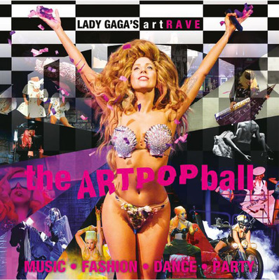 Lady Gaga's artRave: The ARTPOP Ball reports seven sell-out concerts on first weekend of sales.  (PRNewsFoto/Live Nation Entertainment)