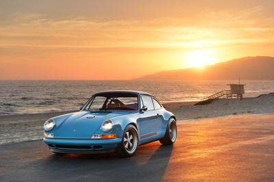 Extreme 911s reimagined by Singer Vehicle Design head to Monterey for Car Week (PRNewsFoto/Singer Vehicle Design)
