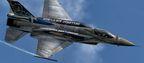The Hellenic Air Force F-16C Demo Team 'Zeus'