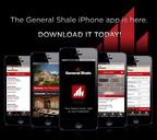 General Shale's New Mobile App